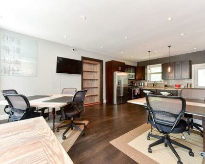 Stylish, Well-Situated Meeting Space, Washington, DC