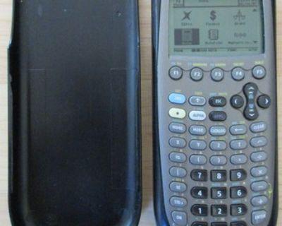 TI-89 Titanium TI-83 plus