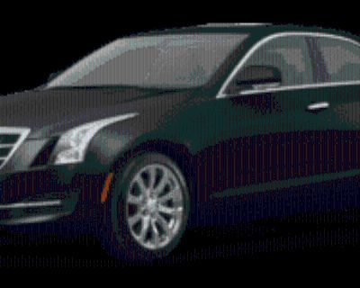 2017 Cadillac ATS Luxury Sedan 2.0T RWD