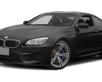 2015 BMW M6 Standard
