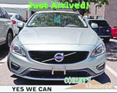 VOLVO S60 T5 DYNAMIC Sedan 2018, Automatic, All Wheel Drive, 46k miles, Stock #C1771...