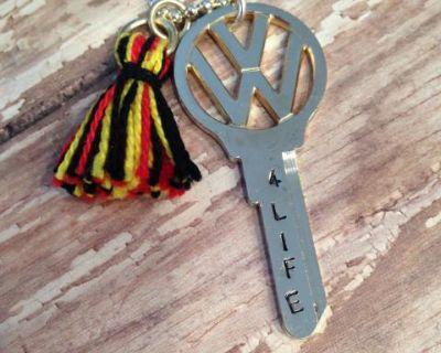 VW Key Necklace