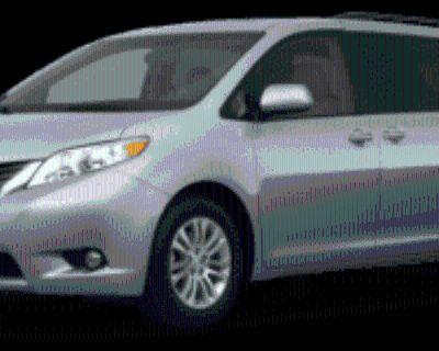 2011 Toyota Sienna Limited 7-Passenger FWD