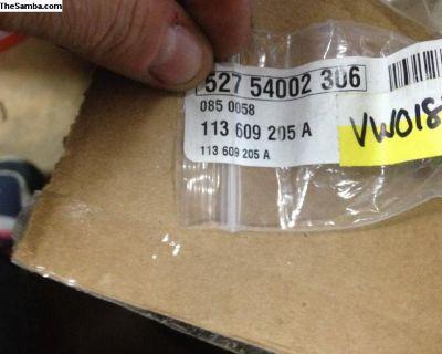 Set Of Brake Shoe Star Adjustors (4)