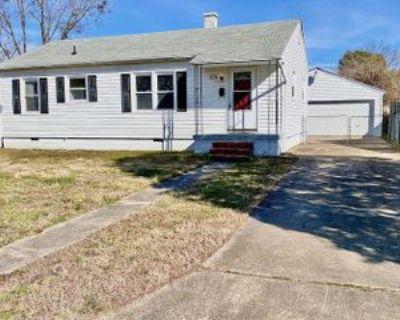 109 Gumwood Dr, Hampton, VA 23666 3 Bedroom House
