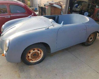 Wanted: fiberglass 356 Porsche speedster project