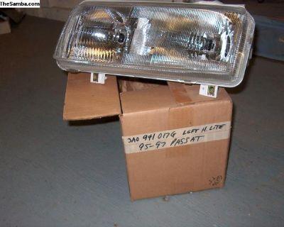headlight 95-97 Passat