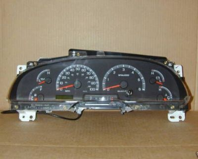 99 To 03 Ford F150-250 Expedition Speedometer Rebuild Repair Service To You Unit