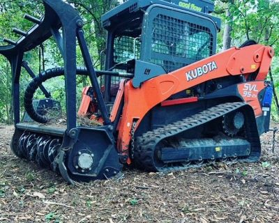 Land Clearing & Underbrush Mulching