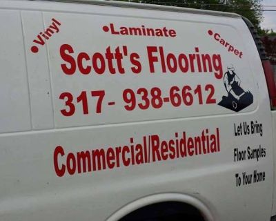 FLOORING 317)938-6612 ScOTT