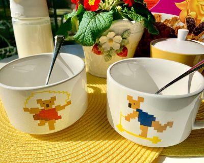 2 Fun Cereal & Soup Mug