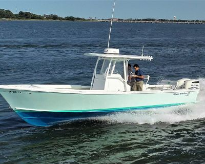 2016 Albury Brothers 27 Center Console