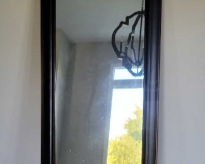 Almost Brand New mirror