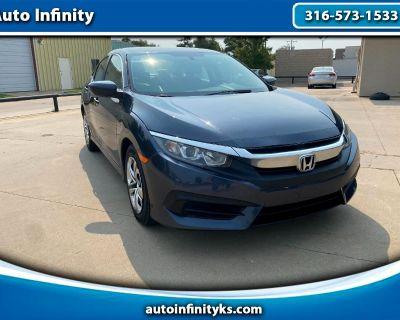 2016 Honda Civic LX Sedan AT
