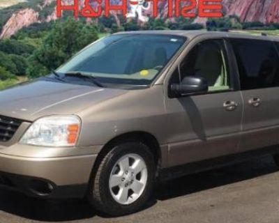 2005 Ford Freestar Wagon SES