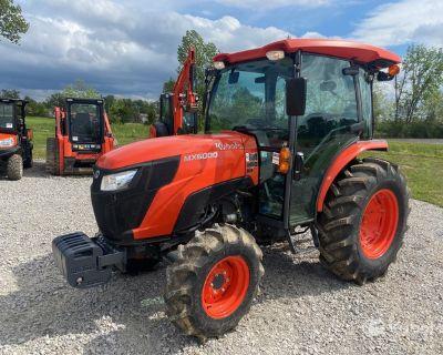 2019 (unverified) Kubota MX6000HSTC 4WD Tractor