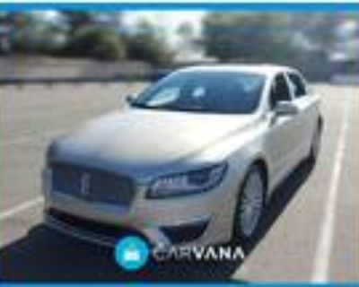2017 Lincoln MKZ Gold, 8K miles