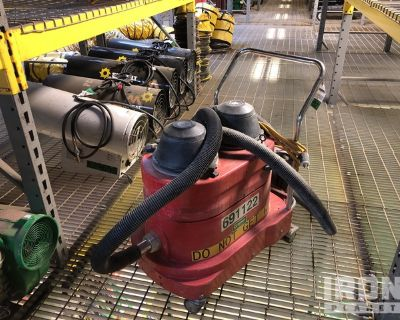 2012 (unverified) Edco WNS2220 Electric Vacuum Cleaner