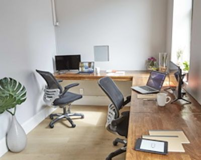 Private Office for 3 at The Farm Soho East