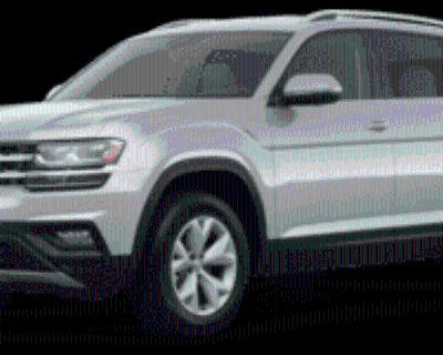 2019 Volkswagen Atlas V6 SE with Technology 3.6L FWD