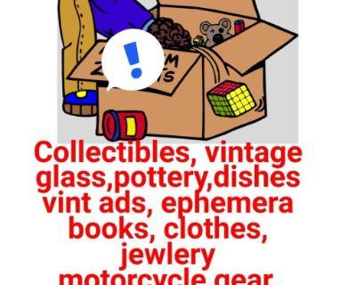 Huge Yard Sale this Saturday Making Room! 5/8
