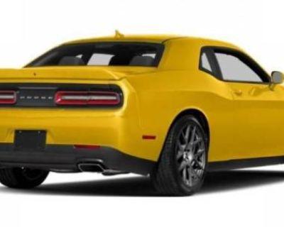 2018 Dodge Challenger T/A Plus