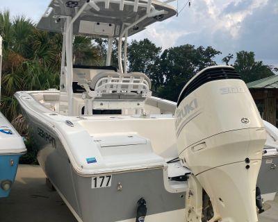 2019 Sea Pro 239 Center Console