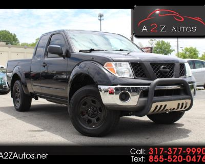 2005 Nissan Frontier 4WD SE King Cab V6 Auto