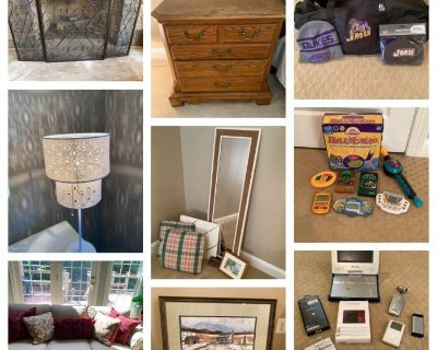 South Riding Online Auction- Bidding ends 9/15 starting at 7pm