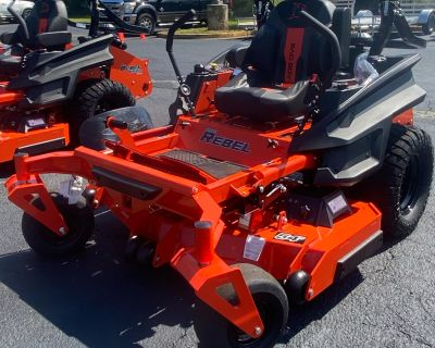 2021 Bad Boy Mowers Rebel 54 in. Kawasaki FX 27 hp Commercial Zero Turns Lancaster, SC
