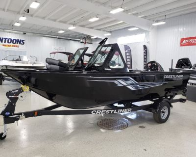 2021 Crestliner 1850 COMMANDER WT Aluminum Fish Boats Kaukauna, WI