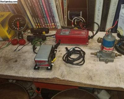 MSD, Autometer & Holley Parts