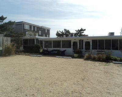 Dog-friendly Cottage - 125 steps to the best beach on the East Coast! - Rehoboth by the Sea