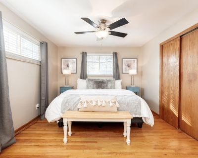 Sunny Family-friendly Home Away From Home! - Welby