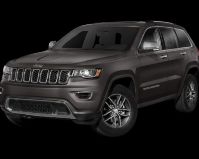 Pre-Owned 2019 Jeep Grand Cherokee Limited With Navigation & 4WD