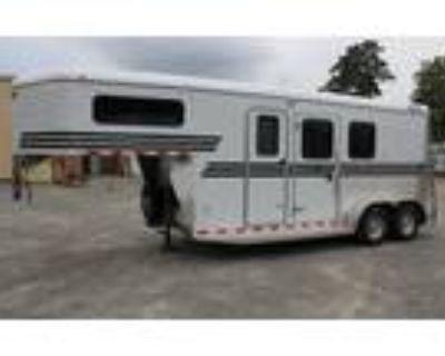 2020 Gore 2 Horse Slant Load Gooseneck with Dressing Room 2 horses