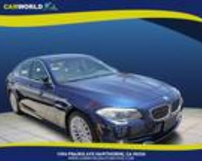 2012 BMW 5 Series 535i for sale