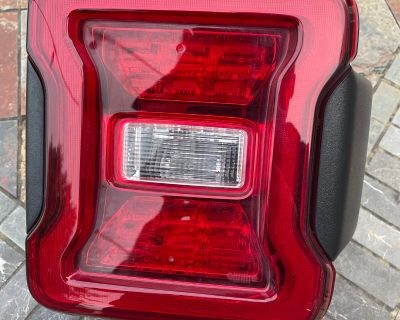 Illinois - Passenger side LED Tail Lamp