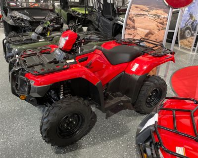 2021 Honda FourTrax Foreman Rubicon 4x4 EPS ATV Utility Paso Robles, CA