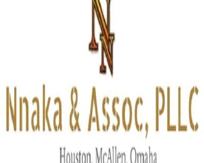 Nnaka & Assoc, PLLC. Personal Injury Lawyer. Divorce Lawyer. Houston