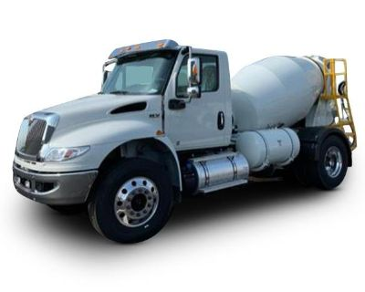 2022 INTERNATIONAL MV607 Sleeper Trucks Truck