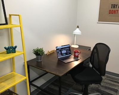 Private Office for 1 at Union Worx Coworking