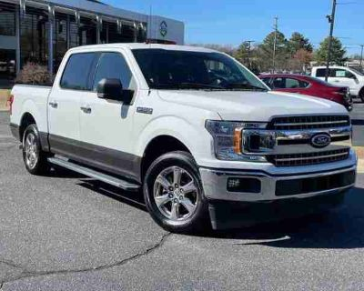 Used 2018 Ford F-150 2WD SuperCrew 5.5' Box