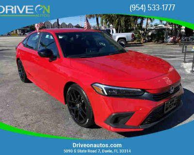 2022 Honda Civic for sale