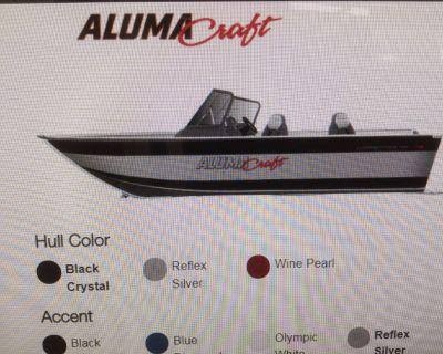 2021 Alumacraft Competitor FSX 175 Aluminum Fish Boats Hutchinson, MN