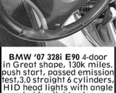 BMW '07 328i E90 4-door in Gre...