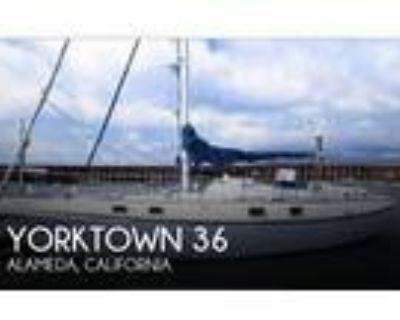 36 foot Yorktown 36
