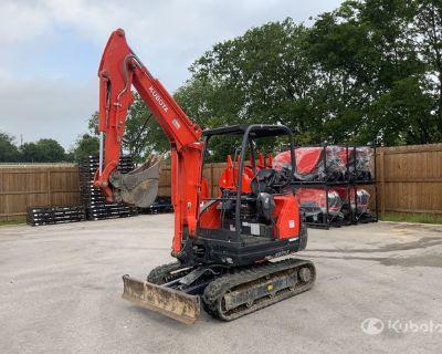 2019 (unverified) Kubota KX71-3S Mini Excavator