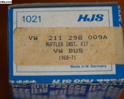 NOS Muffler Gasket Kit 211298009A West German