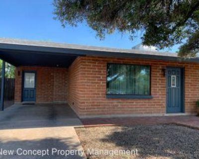 4314 E Monte Vista Dr, Tucson, AZ 85712 3 Bedroom House
